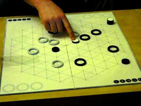 Yinsh társasjáték játékszabálya - mesekucko