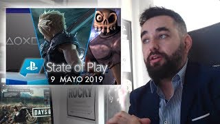 State of Play Medievil y Final Fantasy VII hacen que la gente se ilusione con el futuro de PS4