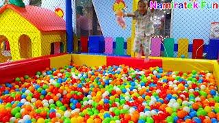kids pool fun balls play mini merry play a lot of ball pit Kiddie Rides Balls Pit Show Odong Odong