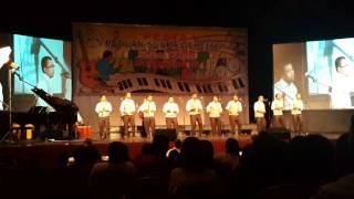 Vokal group Bapa GKPS Depok