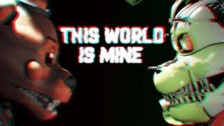 "[SFM/OC] ""This World is Mine"" (Darkiplier vs Antisepticeye Remix) - Song by Endigo"