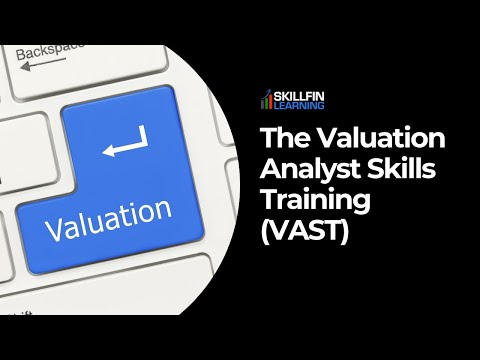 SKILLFIN LEARNING - The Valuation Analyst Skills Training (VAST ...