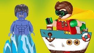 Халк заморозился или Джокер и телефон! Лего мультики на русском, новые мультфильмы 2018
