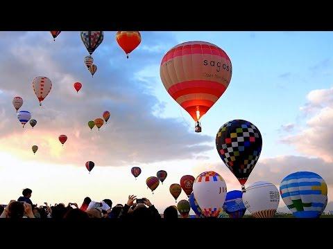 日本熱氣球節 佐賀國際熱氣球節 Saga International Balloon Fiesta