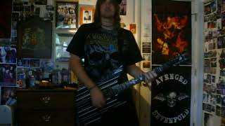 Avenged Sevenfold - Streets guitar cover