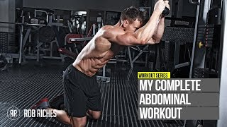 Rob Riches Complete Ab Workout