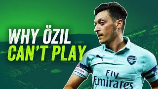 Özil: Done at Arsenal -  where he should go next
