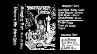 Slaughter Lord - Die By Power