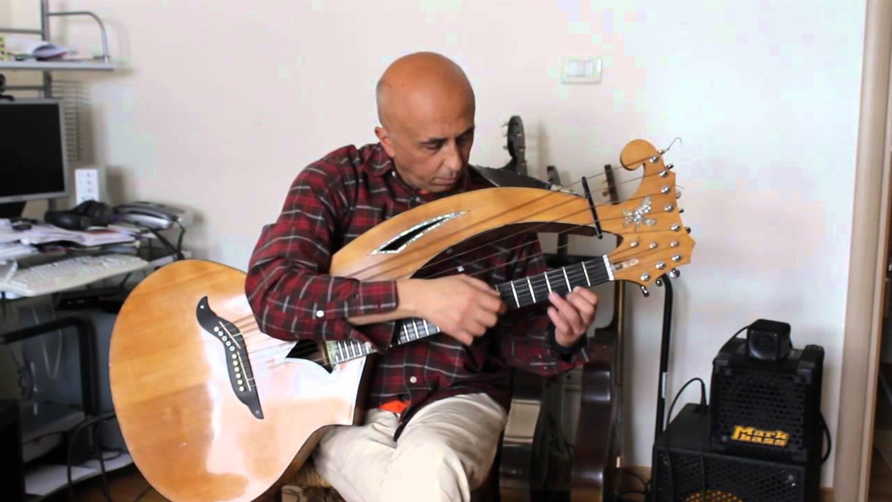 Paolo Giordano . irish tune