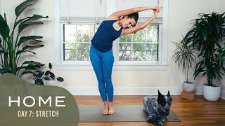 Home-Day 7-Stretch | 30 Days of Yoga With Adriene