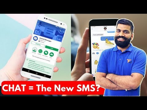 "Google's RCS Based ""CHAT"" Replacement For SMS? Better Than Whatsapp, Messenger, IMessage? Mp3"