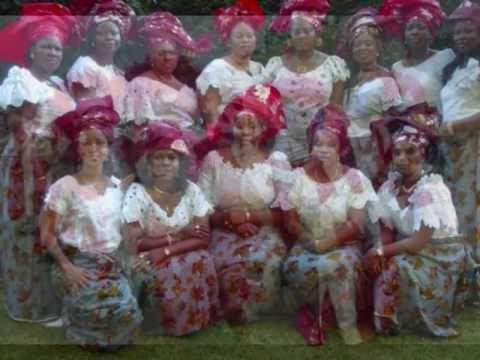Okpofe Women's Cultural Dance (Nkwa Chinyere Eze Ndom Okpofe)