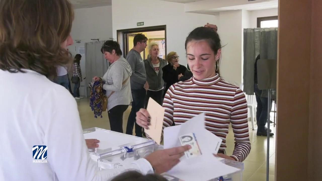VOTO POR CORREO EN ELECCIONES MUNICIPALES Y EUROPEAS