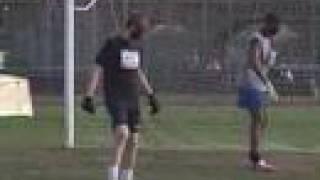 Blindfold Football - Virgin Mobile Bites