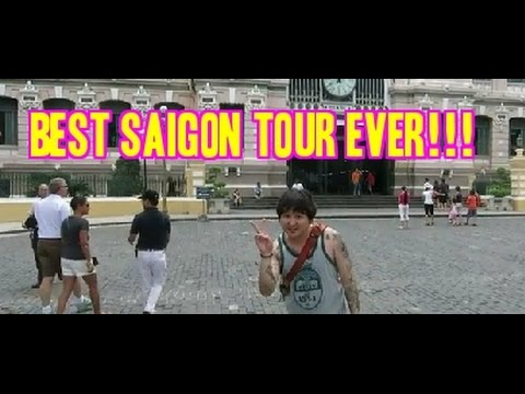 Video Top Best Things To Do Vietnam Saigon (Ho Chi Minh City) 2015