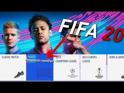 EA... ZMĚŇTE TOHLE VE FIFA 20 PROSÍM!