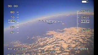 Skywalker X-8 fpv flight high altitude 5341 meters