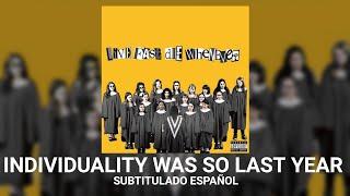 $uicideboy$   Individuality Was So Last Year (Subtitulado Español)