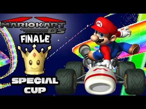 Mario Kart DS Walkthrough - Retro Lightning Cup 150cc! Race