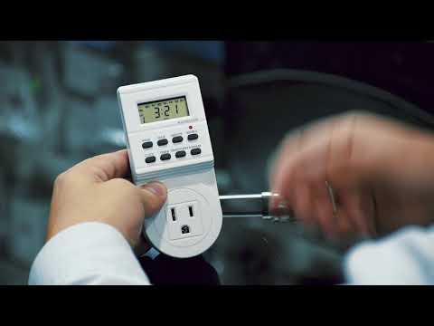 Como Configurar un Temporizador Digital