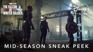 Mid-Season Sneak Peek   Marvel Studios' The Falcon and The Winter Soldier   Disney+