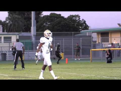 High School Football: Poly vs Narbonne