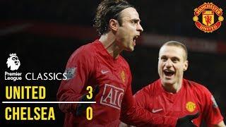 Video Manchester United 3-0 Chelsea (08/09) | Premier League Classics | Manchester United MP3, 3GP, MP4, WEBM, AVI, FLV Agustus 2019
