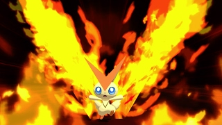 Victinis Vicious V-Create - Pokemon SUN & MOON WiFi Battle #30: 6fthax VS YuseiTheSynchroHero(1080p)