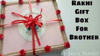 Rakshabndhan Box For Brother||Rakhi Gift For Brother||Rakhi Special Gift For Brother