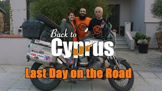 Ep 100 - Last day on the road - Around Europe on a motorcycle