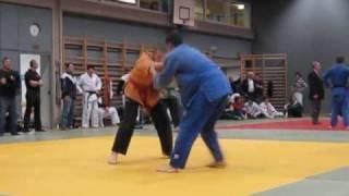 preview picture of video 'Judo Bad Ischl_Bezirksmeisterschaft2009'