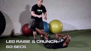 Killer MMA Workout by Funk Roberts