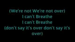 """Breathe"" Backstreet Boys lyrics karaoke in a world like this"