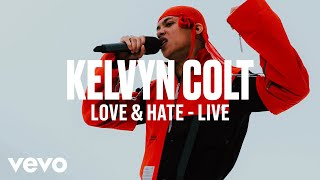 Kelvyn Colt   Love & Hate (Live) | Vevo DSCVR ARTISTS TO WATCH 2019