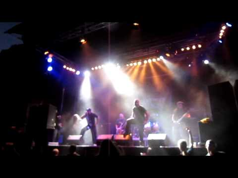 ABYSMAL TORMENT live @ MOUNTAINS OF DEATH 2011 - Intro - Colony of Maggots