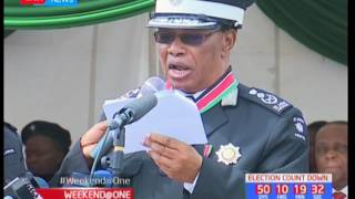 St.John Ambulance holds 89th annual inspection parade