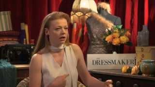 The Dressmaker Interview - Sarah Snook