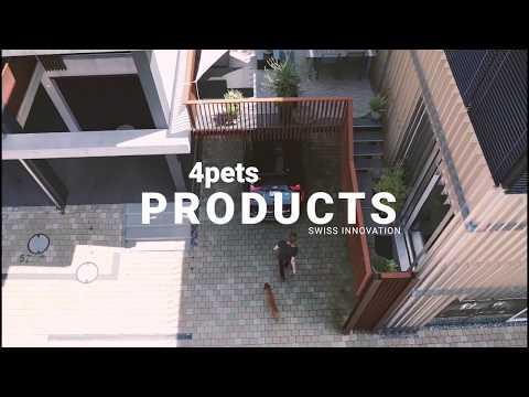 4Pets PRO hundebur 2 medium - film på YouTube