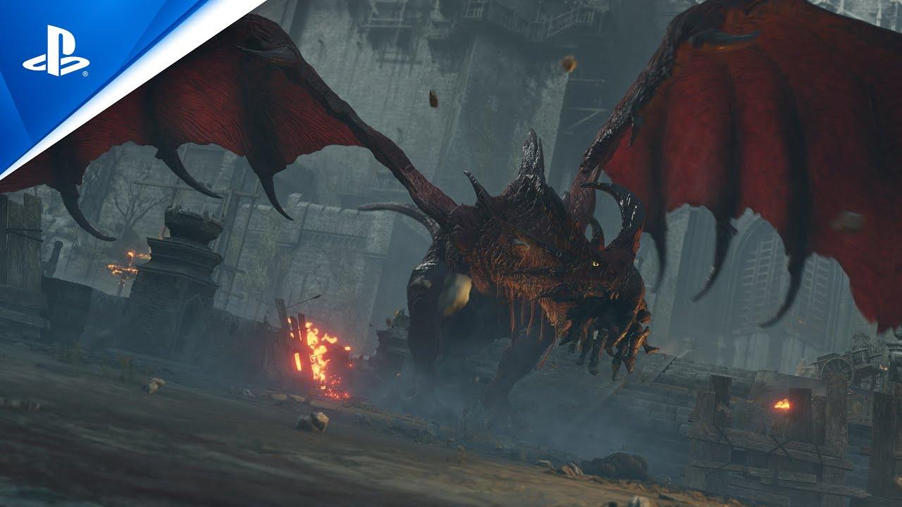 由SIE全球工作室創意總監Gavin Moore帶來了一段PS5《惡魔之魂 重製版》12分鐘實機試玩。本作將於11月12日隨PS5首發登場。 Maxresdefault