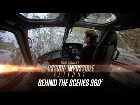 "Mission: Impossible – Fallout (2018) – ""Behind The Scenes 360°"""