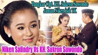 Niken Salindry 05 Oktober 2018 Pangkur Cipt. KH. Sukron Jaman isih TK
