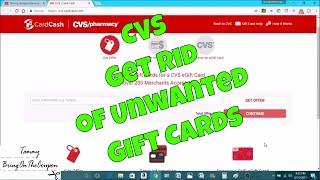 CVS Gift Card Exchange