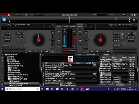 Virtualdj broadcast youtube New Update