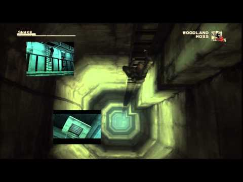 A Moving Tribute To Metal Gear Solid 3's Ridiculous Ladder Climb