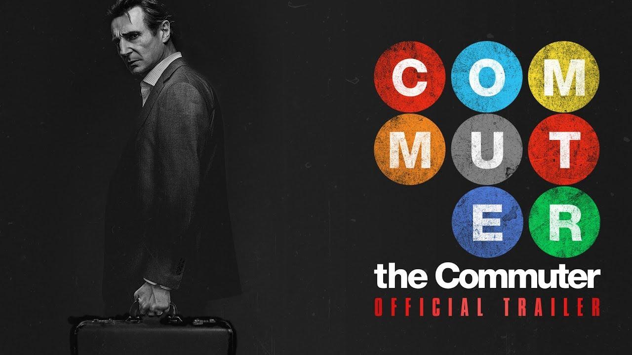 Trailer för The Commuter