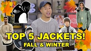 TOP 5 JACKETS FOR UNDER $100!