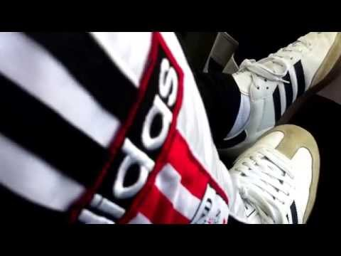Adidas ORIGINALS : UNIVERSAL / SAMBA Oldschool Sneaker HD16:9 Mp3
