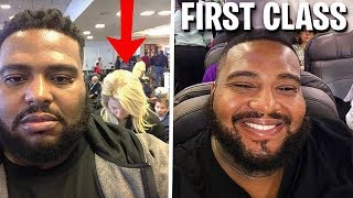 Black Guy Gets Hilarious Revenge On Racist White Lady Who Tried To Cut Him In Line