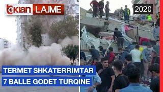 Termet shkaterrimtar 7 balle godet Turqine |Lajme - News