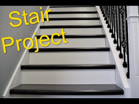 Stair Renovation Project